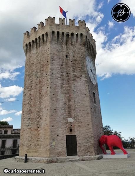 San Benedetto del Tronto - La Torre dei Gualtieri