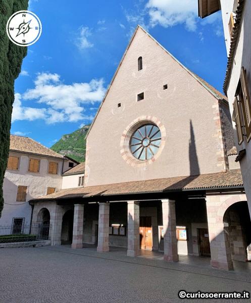 Bolzano - Chiesa dei Francescani