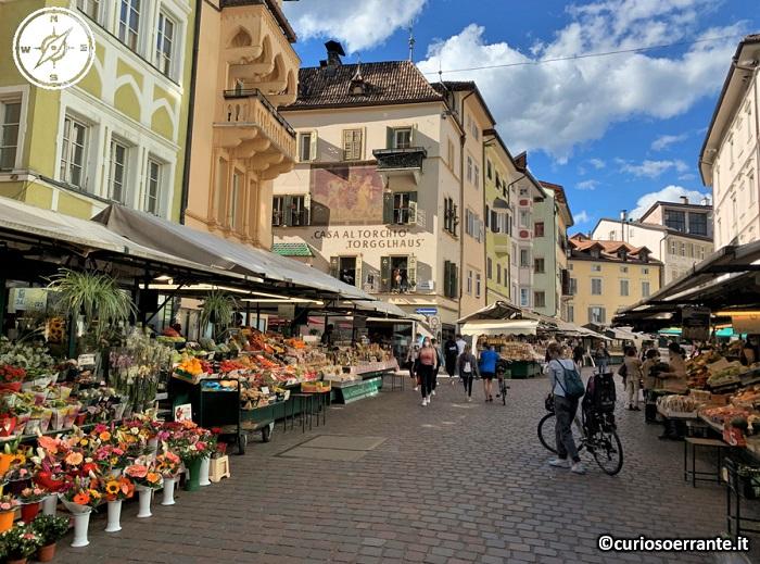 Bolzano - Piazza Erbe