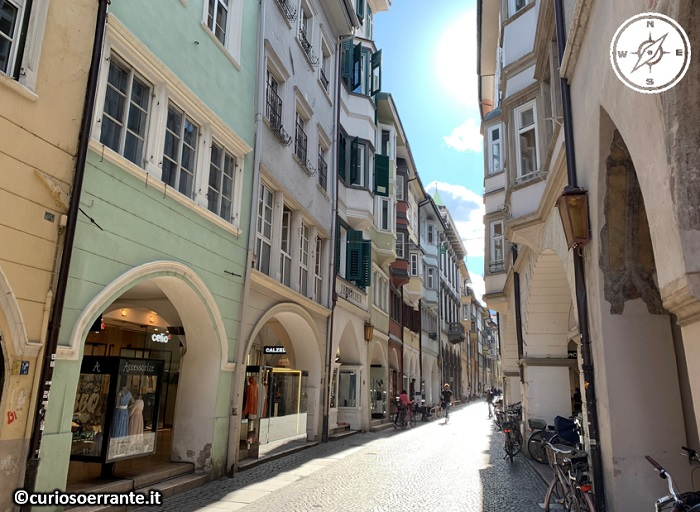 Bolzano - i Portici (Lauben)