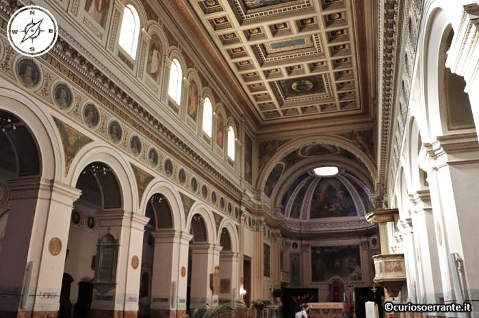 Palestrina - Cattedrale di Sant'Agapito (interno)