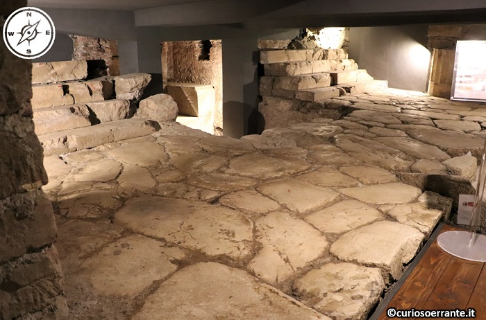 Palestrina - Cripta dei Santi Agapito, Abbondio e Gordiano