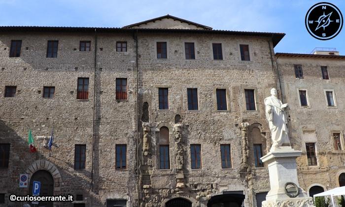 Palestrina - Piazza Santa Margherita e Antro delle Sorti