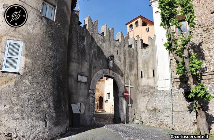 Palestrina - Porta San Martino