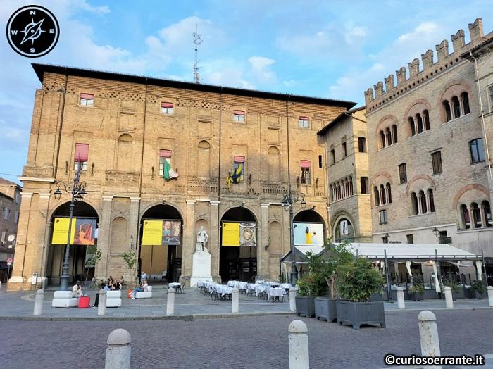 Parma - Palazzo del Podestà