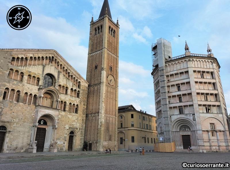Parma - Piazza del Duomo