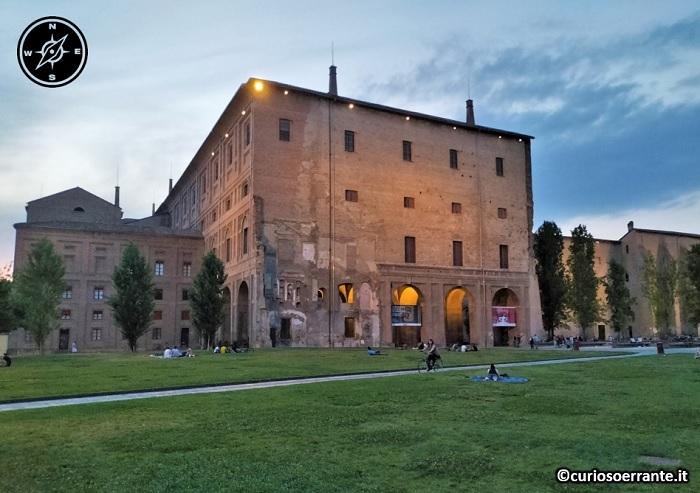 Parma - Piazza della Pace e Palazzo Pilotta