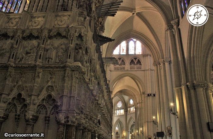 Toledo - Cattedrale di Santa Maria di Toledo - interno