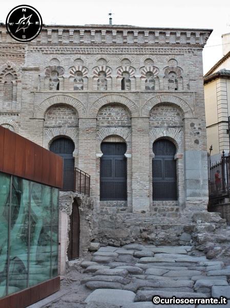 Toledo - Mezquita Cristo de la luz
