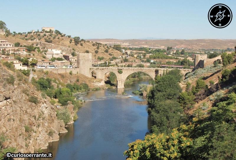 Toledo - Ponte di San Martino