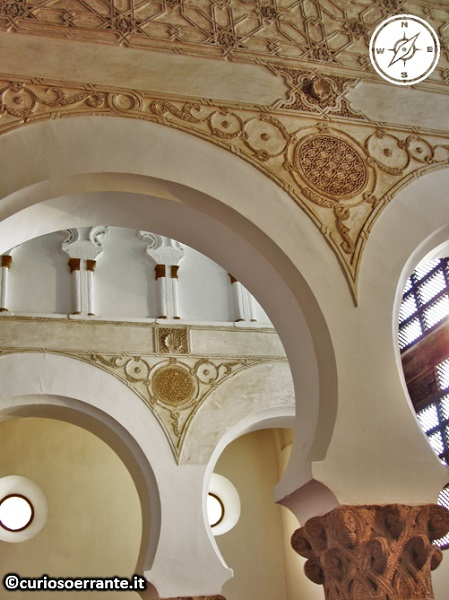 Toledo - Sinagoga di Santa Maria la Blanca