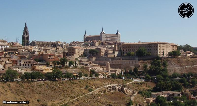 Toledo - panoramica sulla città