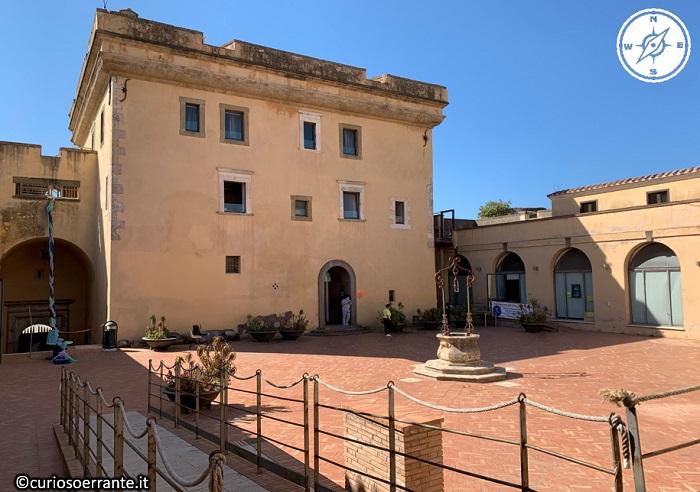 Nettuno - Forte San Gallo (interno)