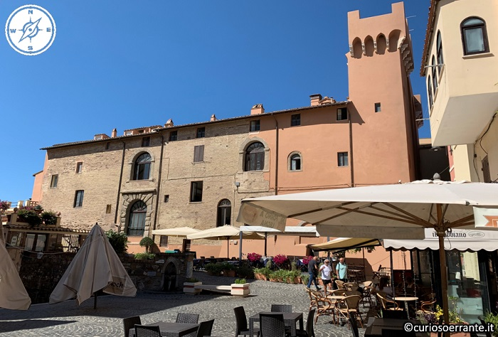 Nettuno - Palazzo Baronale dei Colonna