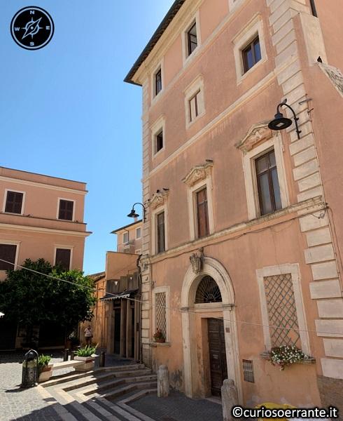 Nettuno - Palazzo Pamphilj